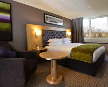 DoubleTree by Hilton Hotel Dublin – Burlington Road