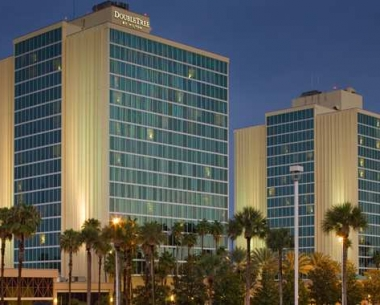 DoubleTree by Hilton Orlando Universal-At The Entrance